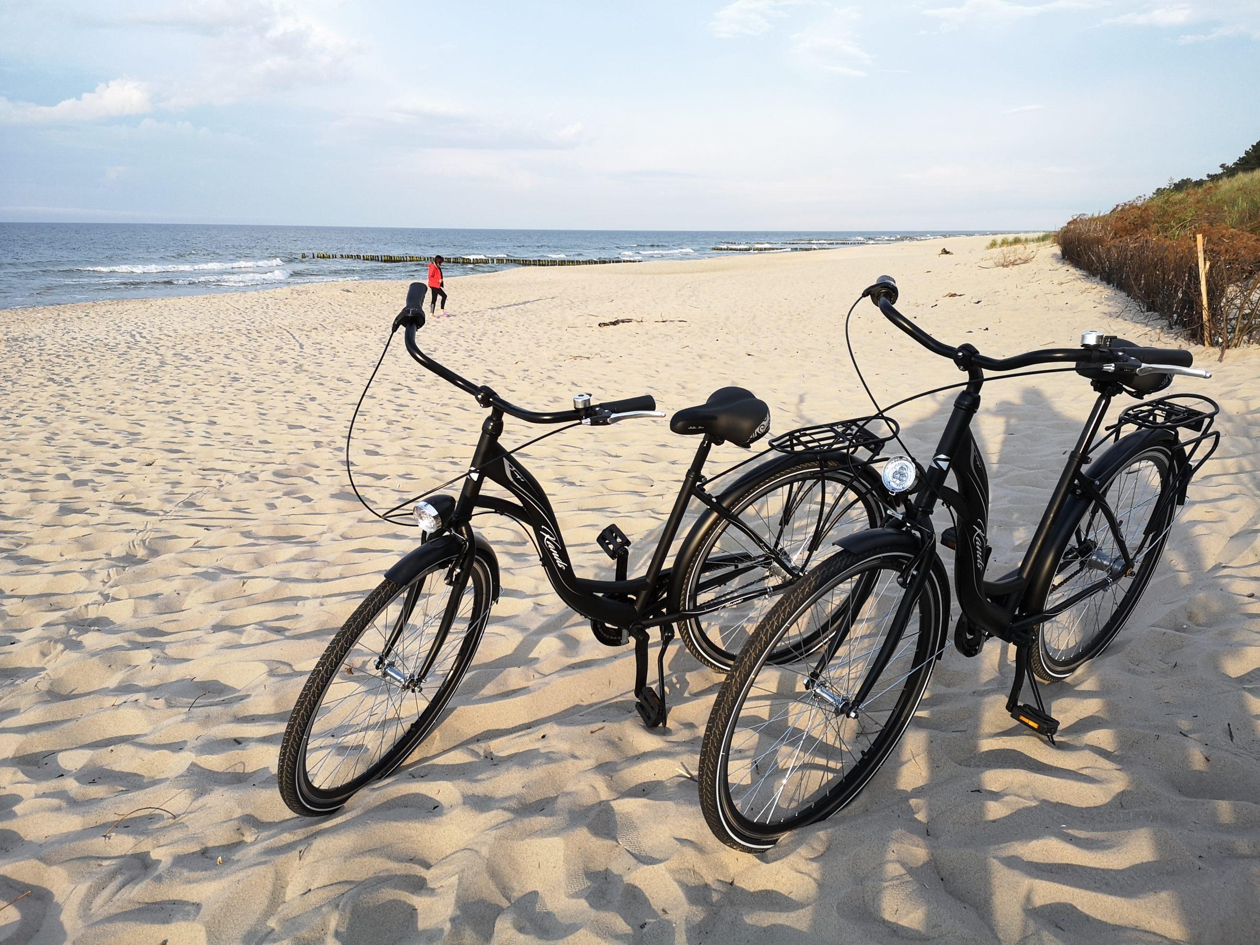 Rowery na wyposażeniu Miniwilli